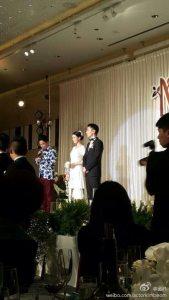 Kim-bum-Weibo-Mark-Chaos-wedding