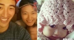 Netizen Gemas Dengan Bayi Cute Kim Mi Ryeo dan Jung Sung Yoon