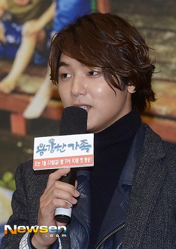 Kang Min Hyuk Senang Seolhyun Jadi Adik Perempuannya