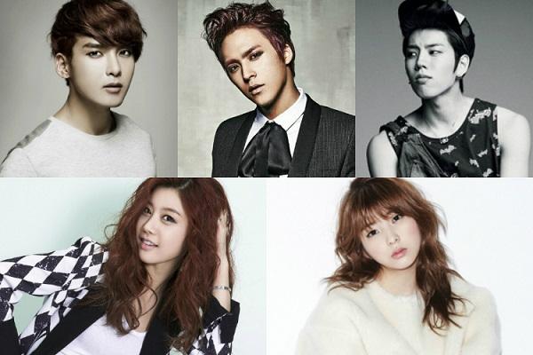 """Para K-Pop Yang Tampil Pada """"Running Man"""" Episode Spesial Idol"""