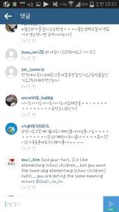Sojin Girl's Day Dibully Fans EXO di Instagram