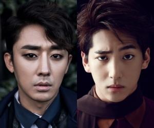 """Momen Paling Berkesan Son Ho Joon di """"Laws of The Jungle"""""""