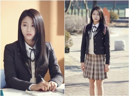 "Karakter AOA Seolhyun Dalam Drama  ""Orange Marmalade"""