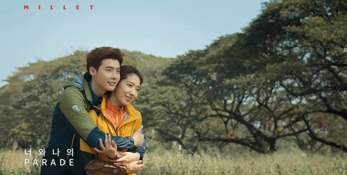 "Lee Jong Suk dan Park Shin Hye Jadi Pasangan Lagi untuk ""Millet"""