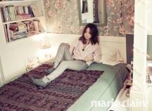 [Foto] Lee Hyori Bicara Tentang Blog Pribadinya Yang Populer