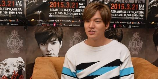 Sebelum Berita Kencan, Lee Min Ho Bicara Soal Pernikahan dengan New Monday