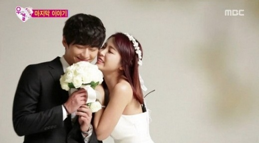 Akan 'Bercerai,' Nam Goong Min dan Hong Jin Young Ambil Foto Pernikahan