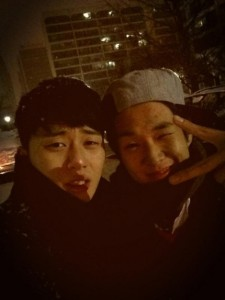Aktor Choi Woo Shik Buka Mulut Terkait Rumor Kencannya dengan Aktor Park Seo Joon