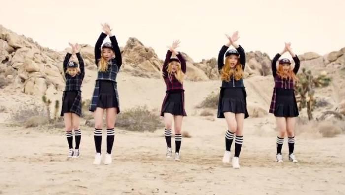 VM Red Velvet Ditonton Lebih 1,3 Juta Orang Dalam 1 Hari