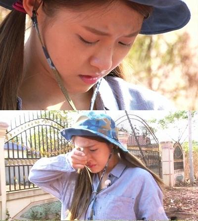 Min Hyuk CNBlue Buat Nangis Seolhyun AOA Dalam Brave Family