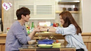 Song Jae Rim dan Kim So Eun Nikmati 'Skinship' dalam We Got Married