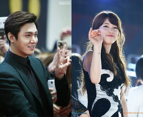 9 Alasan Lee Min Ho dan Suzy Cocok Jadi Pasangan