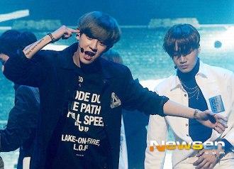 [Foto] Penapilan EXO Di M! COUNTDOWN