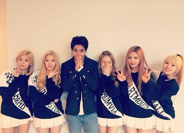 Jonghun FT Island Mengagumi Red Velvet