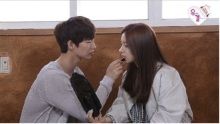 Song Jae Rim and Kim So Eun Nonton Film 19+
