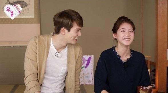 Member CNBlue Wanti-Wanti Lee Jong Hyun Tidak Melepas Baju Saat Berendam Bersama Gong Seung Yeon