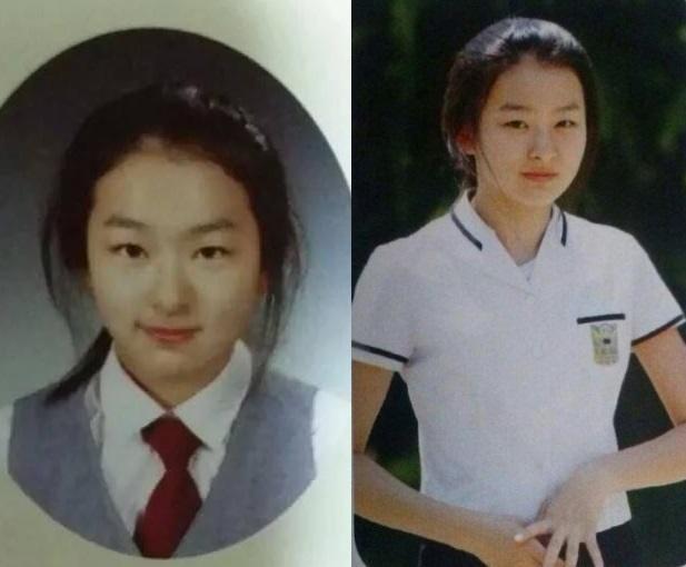 Foto Masa Kecil Para Anggota Red Velvet