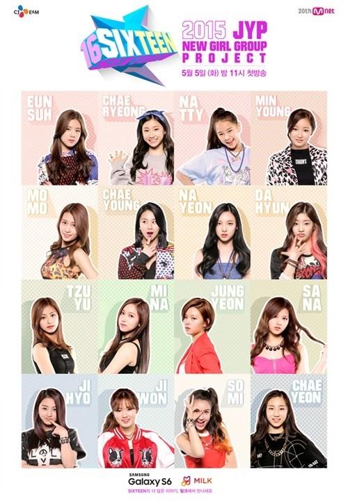 Nama Girl Band Baru JYP Entertainment
