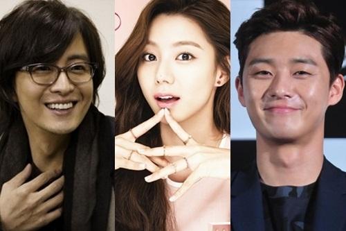 Begini Pertemuan Pertama Antara Bae Yong Joon dan Park Soo Jin