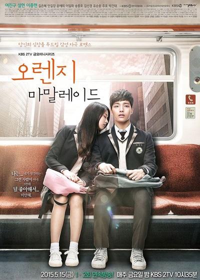 Daftar Pemain dan Sinopsis Drama Korea Orange Marmalade poster