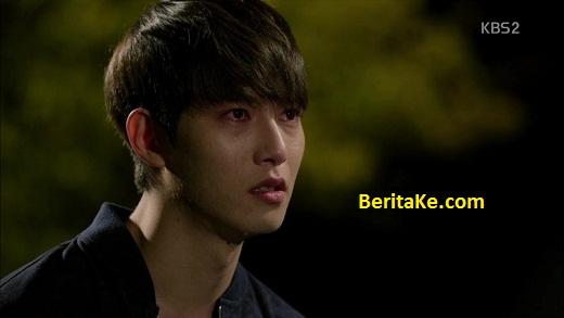 Menyadari bahwa dalam perkelahian fisik dia tidak seimbang, Jae-min mundur, tapi mengatakan Shi-hoo kotor sebelum ia berjalan pergi. Ini, lebih dari apa pun, tampaknya menyakiti Shi-hoo, dan ia hanya berdiri di sana. Shi-hoo membalas perkataan jae-min ketika jae-mi melangkah menjauh darinya, mengatakan pada Jae-min bahwa dia bukan satu-satunya dengan bekas luka, dan suatu hari nanti Jae-min tak akan dapat memaafkan dirinya sendiri, juga.