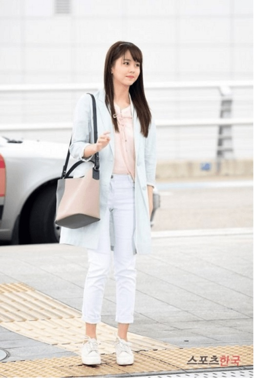 airport fashion artis kim so hyun6