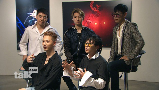 Apa yang Membuat BIG BANG Berbeda Dengan Boyband Lainnya Ini Penjelasan G-Dragon