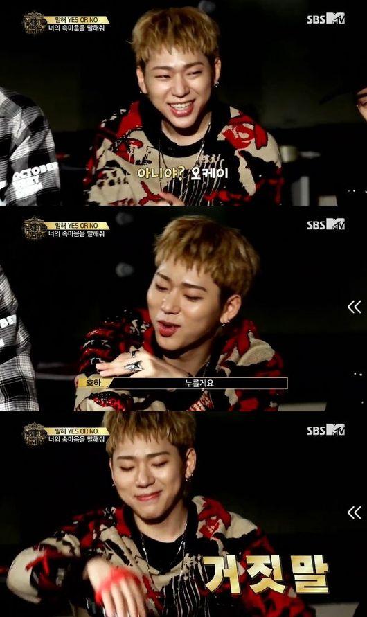 Block B Zico Anggap Dirinya Paling Maskulin Dibandingkan Jay Park dan Winner Mino