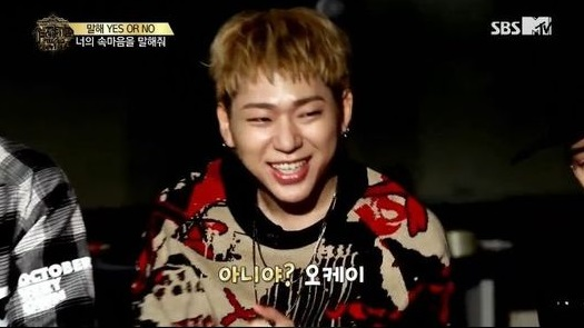 Block B Zico Anggap Dirinya Paling Maskulin Dibandingkan Jay Park dan Winner Mino1