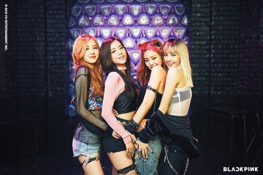 [Foto] Dari Lokasi Syuting Pembuatan MV Black Pink BOOMBAYAH3