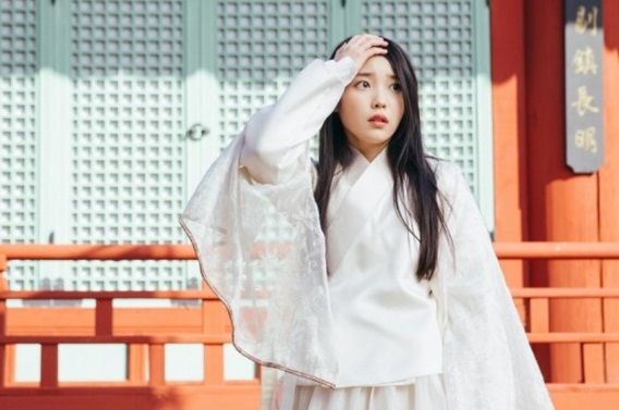 Foto Still Karakter IU dalam Drama Scarlet Heart Goryeo