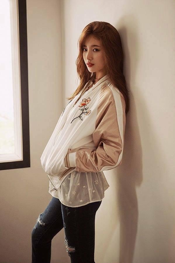 Netizen Heboh Dengan Foto-foto Miss A Suzy Ini4
