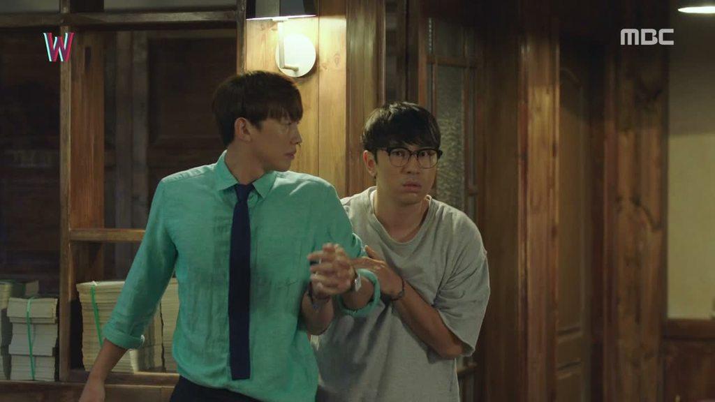 Sinopsis Lengkap Drama Korea W Episode 1 Part 2-1
