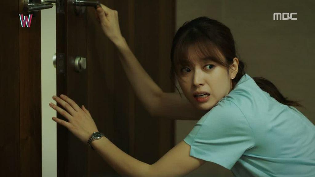 Sinopsis Lengkap Drama Korea W Episode 1 Part 2-3