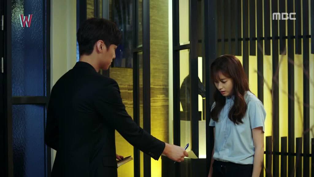 Sinopsis Lengkap Drama Korea W Episode 1 Part 2-9