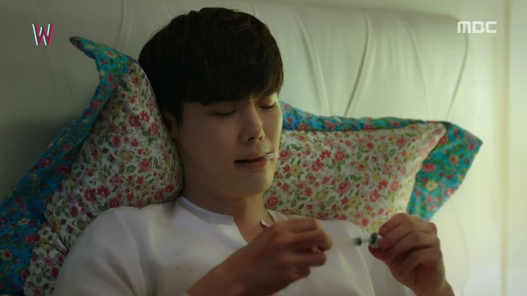 Sinopsis Lengkap Drama Korea W Episode 1 Part 3-1