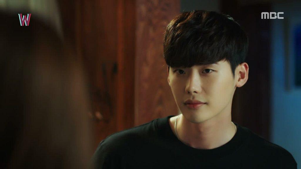 Sinopsis Lengkap Drama Korea W Episode 1 Part 3-11