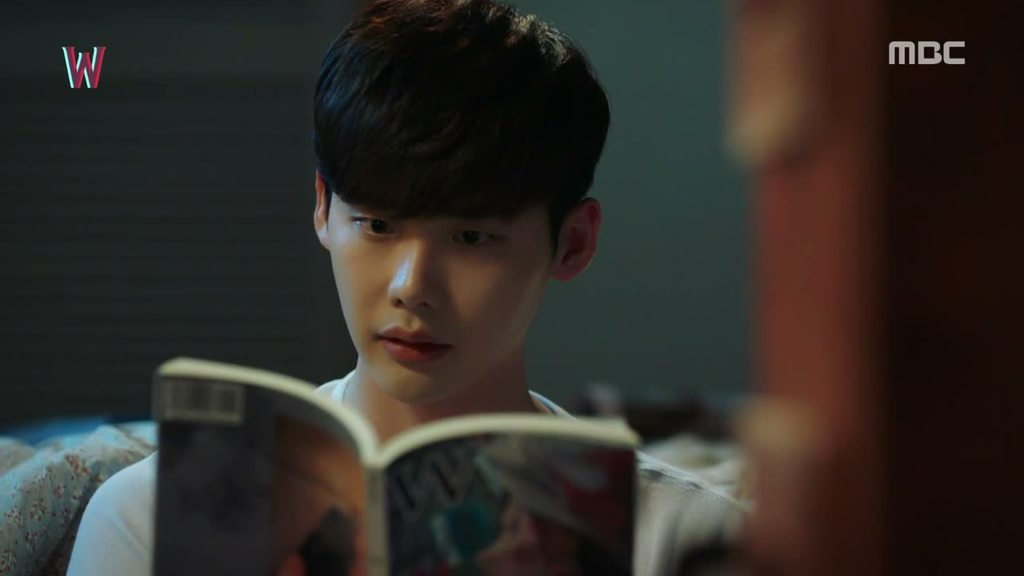 Sinopsis Lengkap Drama Korea W Episode 1 Part 3-14