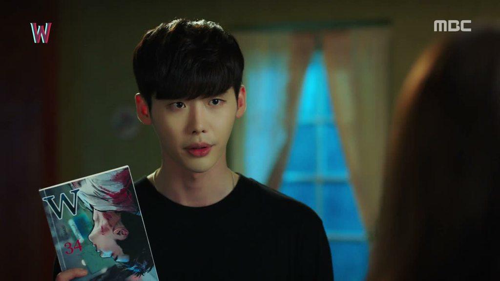 Sinopsis Lengkap Drama Korea W Episode 1 Part 3-15