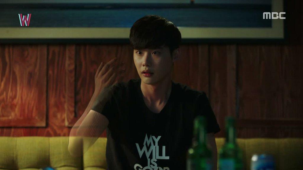 Sinopsis Lengkap Drama Korea W Episode 1 Part 3-2