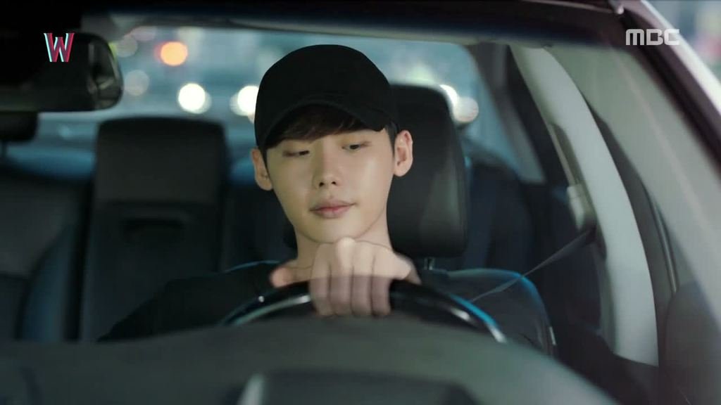 Sinopsis Lengkap Drama Korea W Episode 1 Part 3-4