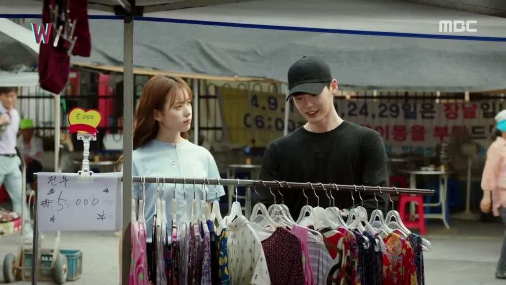 Sinopsis Lengkap Drama Korea W Episode 1 Part 3-5