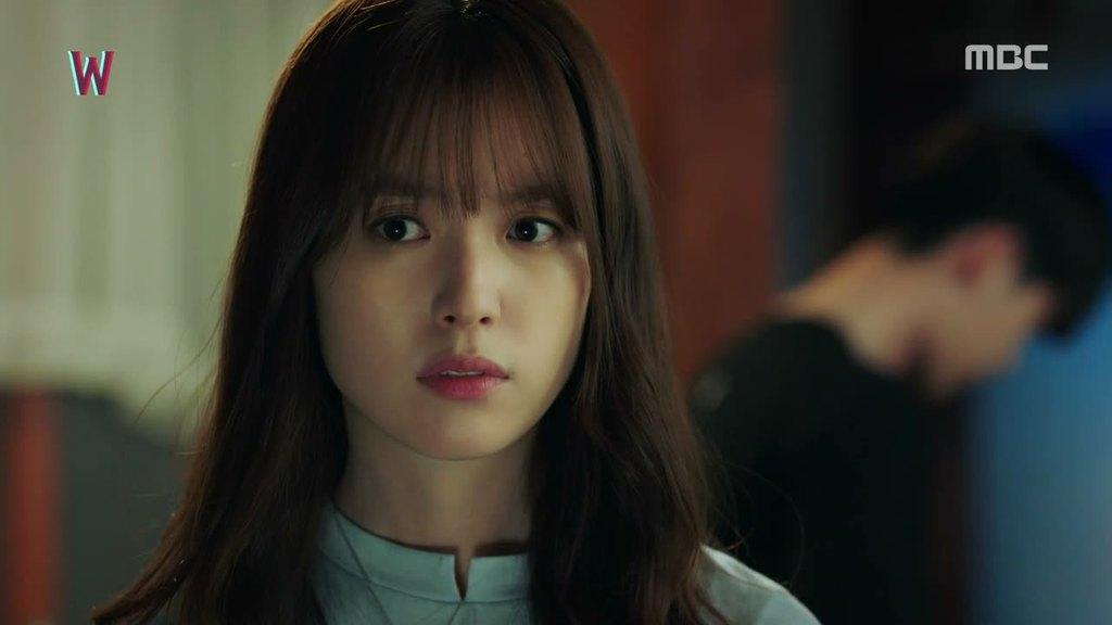 Sinopsis Lengkap Drama Korea W Episode 1 Part 3-9