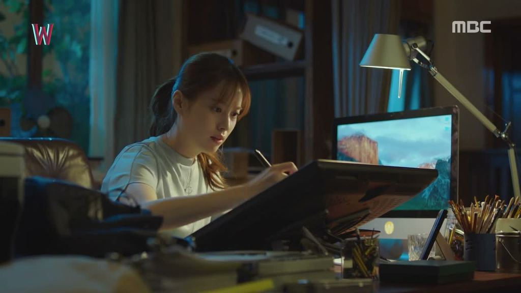 Sinopsis Lengkap Drama Korea W Episode 11 Part 1-12
