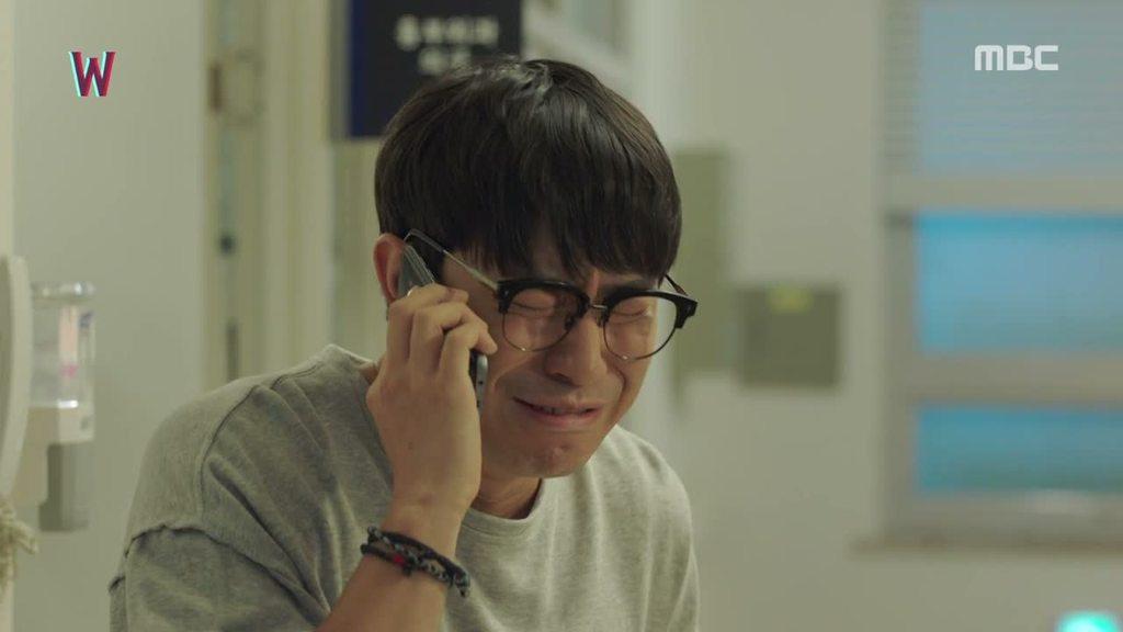 Sinopsis Lengkap Drama Korea W Episode 11 Part 1-5