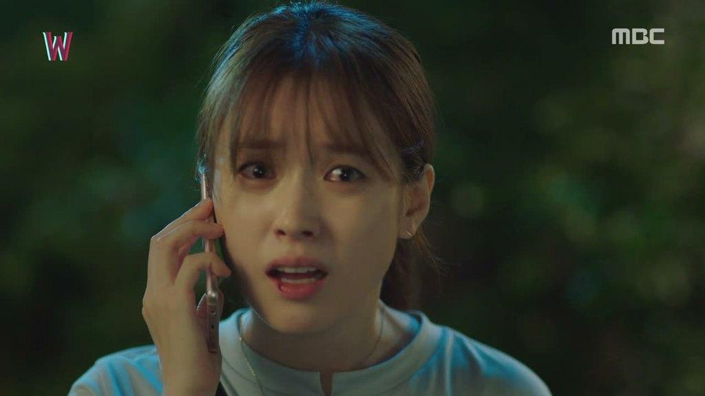 Sinopsis Lengkap Drama Korea W Episode 11 Part 1-6