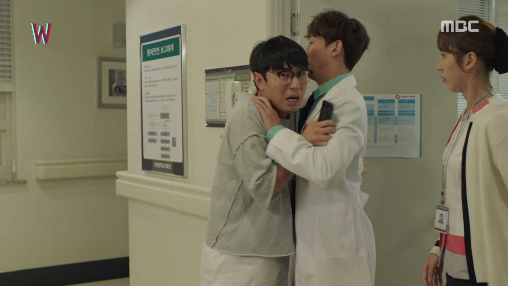 Sinopsis Lengkap Drama Korea W Episode 11 Part 1-7