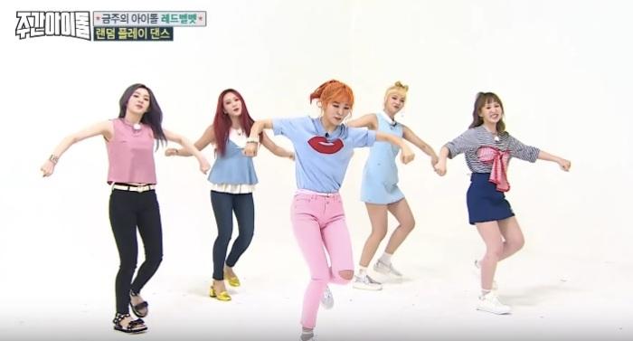 Berita KPop Terbaru: Red Velvet Berhasil Atasi Wardrobe ...