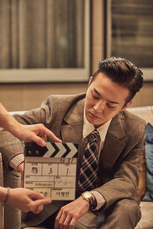 G-Dragon Debut Sebagai Aktor Melalui Film Spesial Infinite Challenge