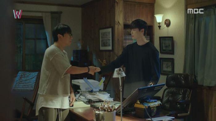 Sinopsis Lengkap Drama Korea W Episode 12 Part 1-11
